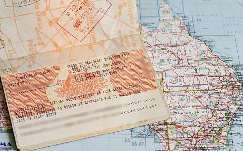 WHV Visa
